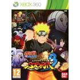 ultimate ninja storm 3 Xbox360