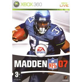 Madden NFL 07 Xbox360