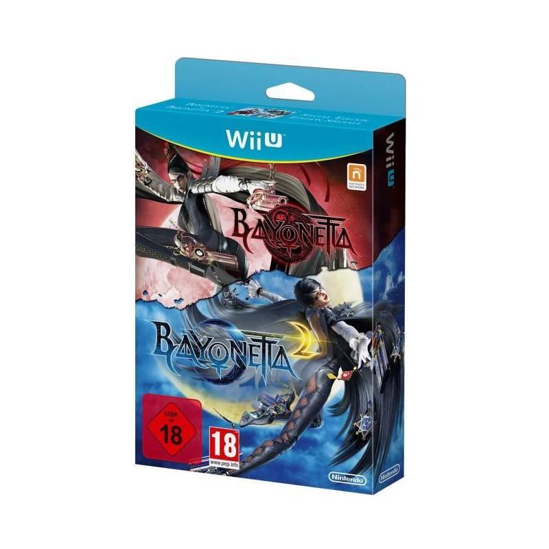 Bayonetta 1 + 2 Edition Spéciale Wii U
