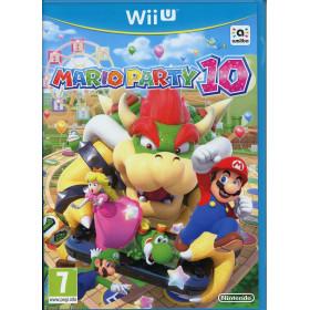 Mario Party 10 WiiU