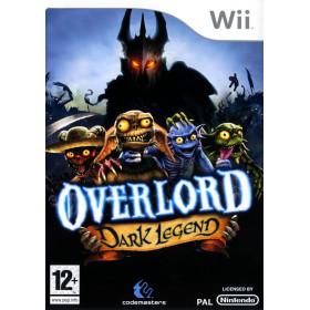 Overlord : Dark Legend Wii