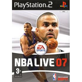 NBA Live 07 PS2