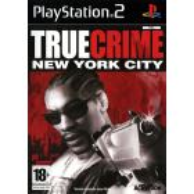 True Crime - New York City PS2
