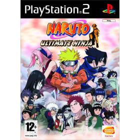 Naruto : Ultimate Ninja PS2