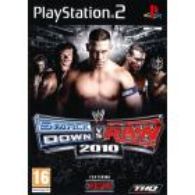 WWE Smackdown vs Raw 2010 PS2