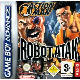 Action Man Robot Attack GBA