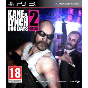 Kane & Lynch 2 : Dog Days PS3