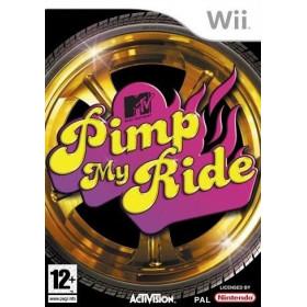 Pimp my Ride Wii