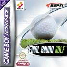 ESPN final round golf GBA