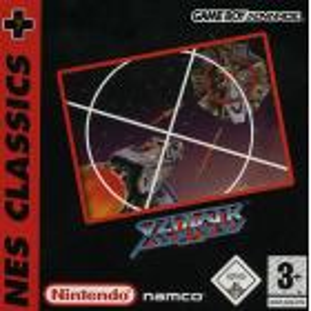 Xevious nes classics GBA
