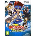 Beyblade : Metal Fusion Wii
