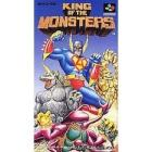 King of the monsters SFAMICOM