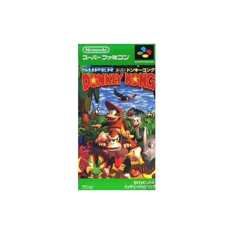 super donkey kong SFAMICOM