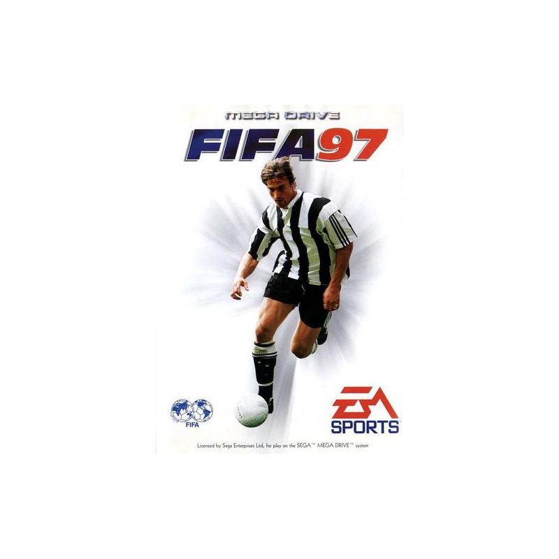 FIFA 97 en boîte MD
