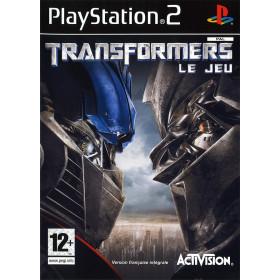 Transformers : Le Jeu PS2