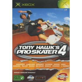 Tony Hawk's Pro Skater 4 XBOX