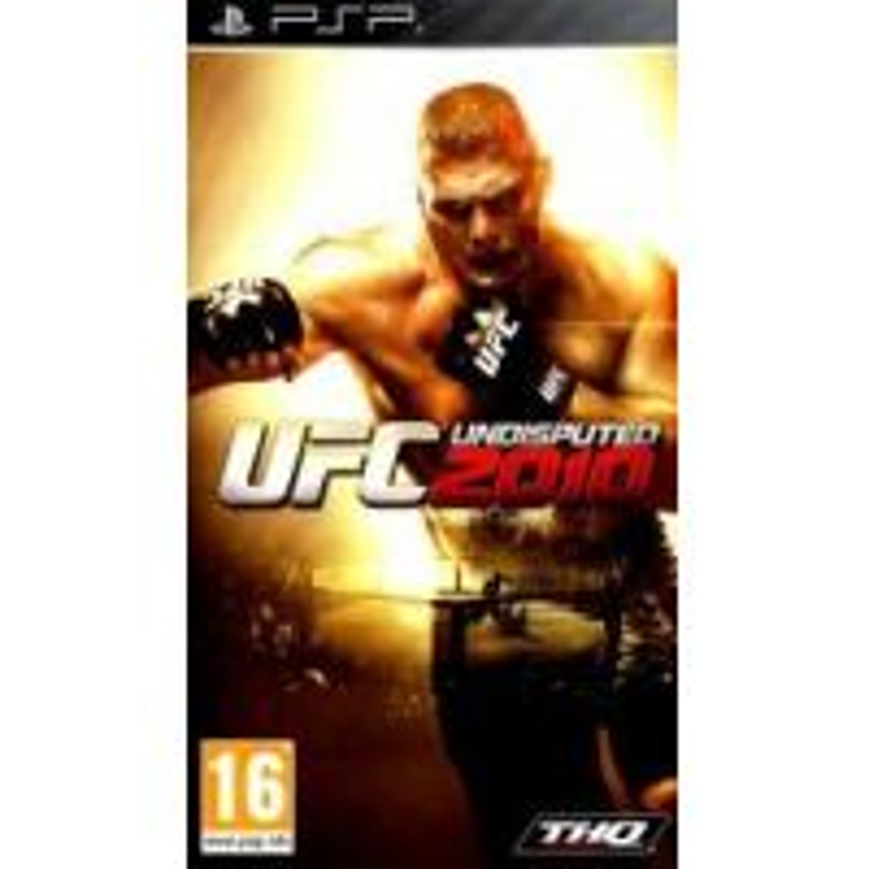 UFC 2010 Undisputed PSP