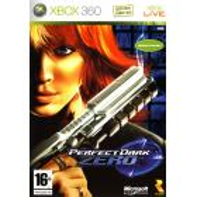 Perfect Dark Zero Xbox360