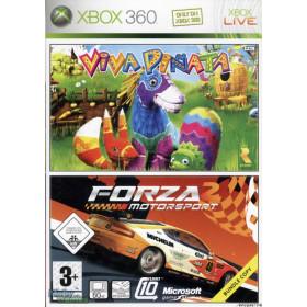 Viva Piñata et Forza 2 Xbox360