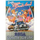 Sega Game Pack 4-in-1 GG