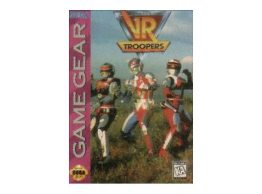 Saban's VR Troopers GG