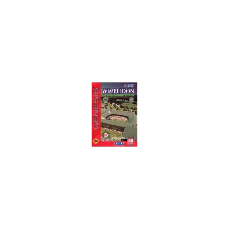 Wimbledon Championship Tennis en boîte MD