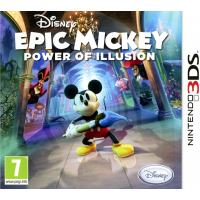 Epic Mickey : Power of Illusion 3DS