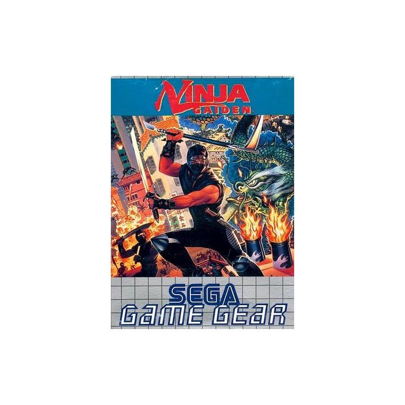 Ninja Gaiden GG
