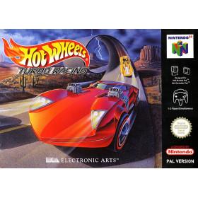 Hot Wheels : Turbo Racing N64