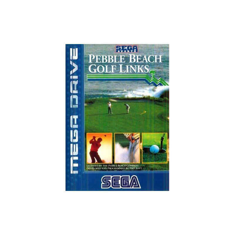 Pebble beach golf links en boite MD