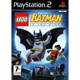 LEGO Batman : Le Jeu Vidéo PS2