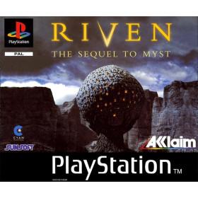 Riven : La Suite de Myst PSX