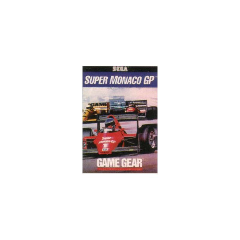 Super Monaco GP GG