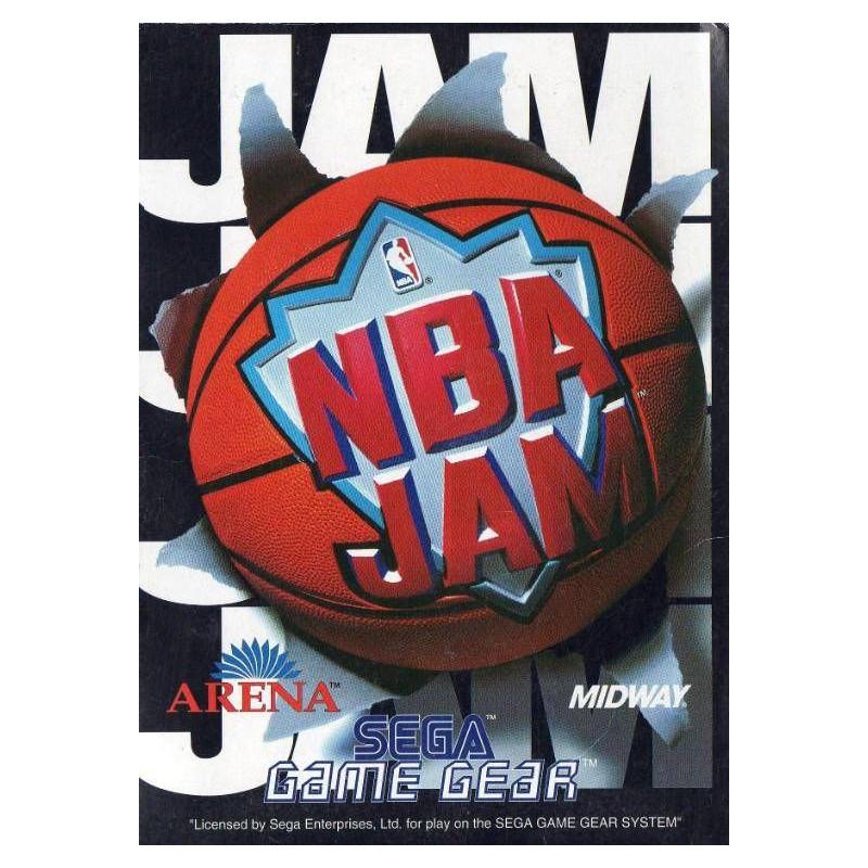 NBA Jam GG