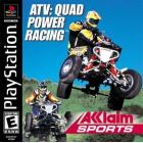 Atv quad power racing PSX