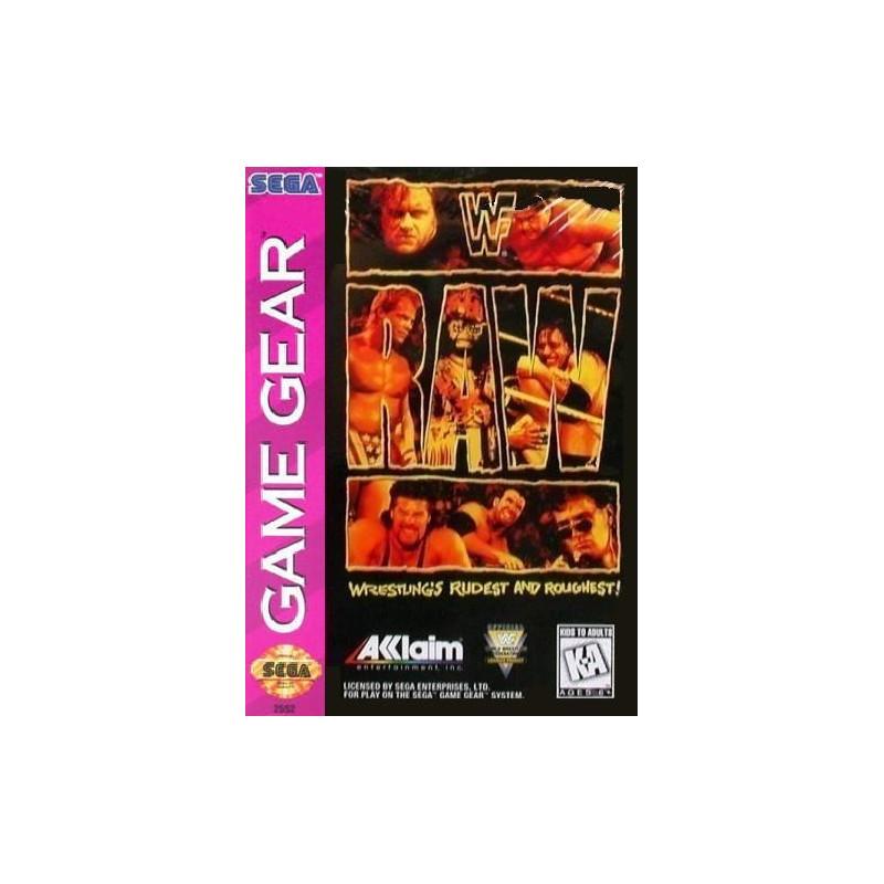 WWF Raw GG