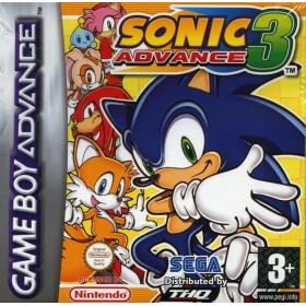 Sonic Advance 3 GBA