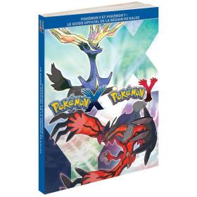 Guide officiel Pokémon X et Y