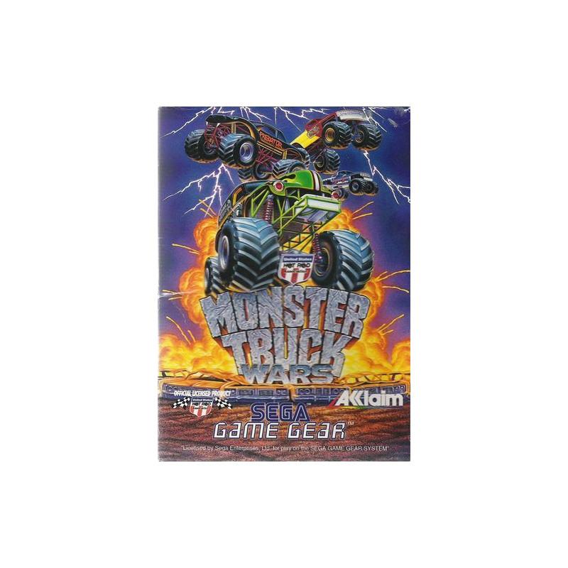 Monster Truck Wars GG