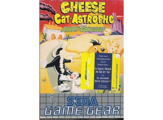 Cheese Cat-Astrophe starring Speedy Gonzales GG