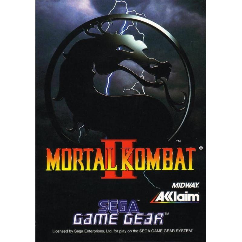 Mortal Kombat II GG