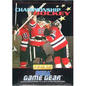 Championship Hockey GG
