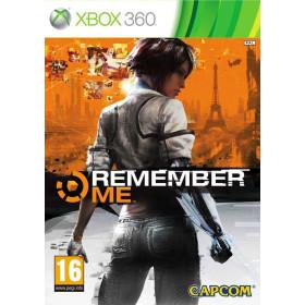 Remember Me XBOX360
