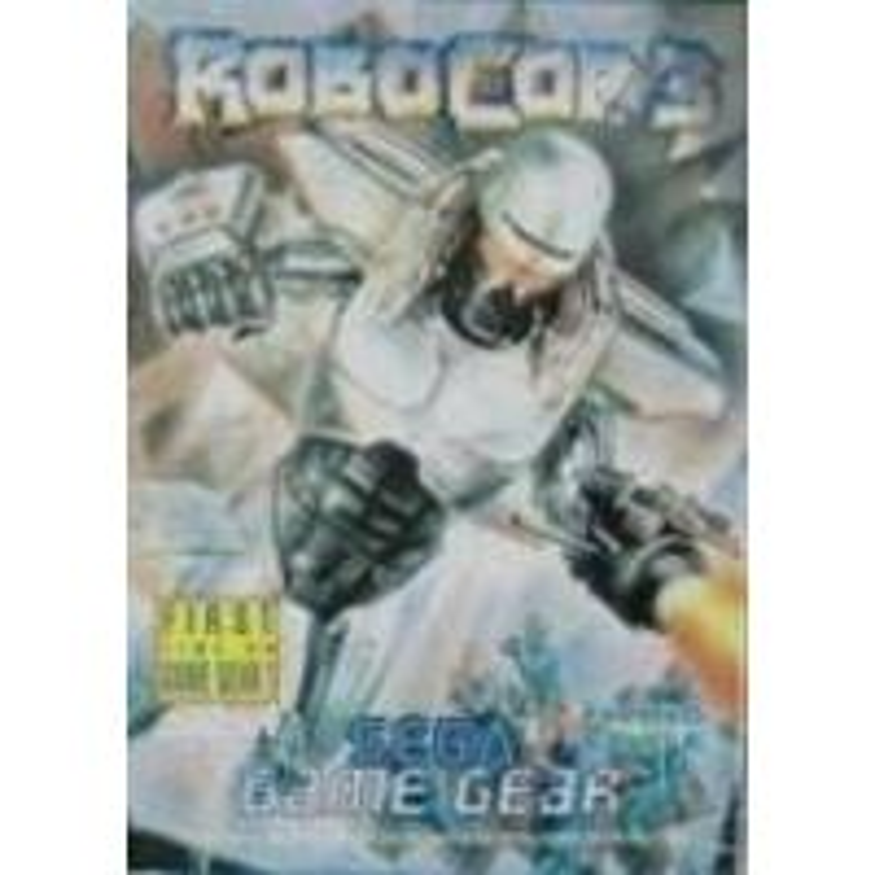 Robocop 3 GG