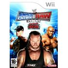 WWE Smackdown vs Raw 2008 Wii
