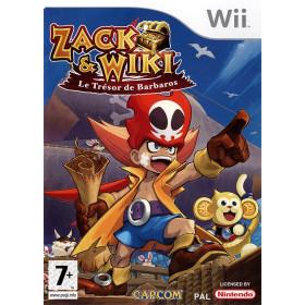 Zack & Wiki : Le Trésor de...