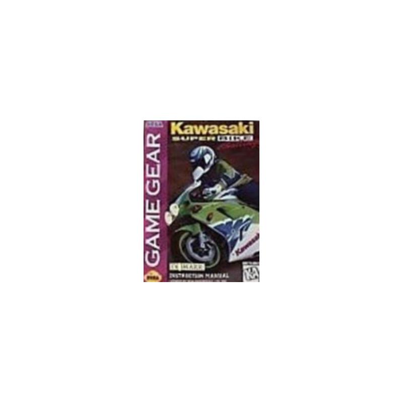 Kawasaki SuperBikes GG