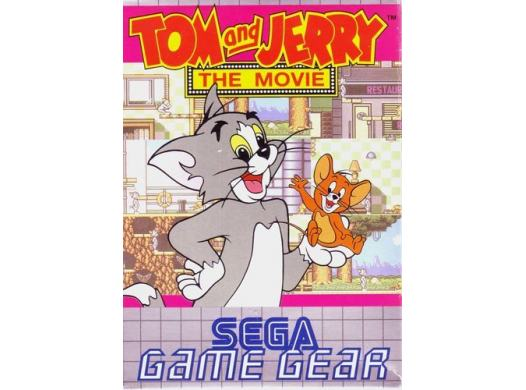Tom And Jerry The Movie GG
