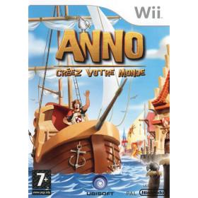Anno : Créez votre Monde Wii