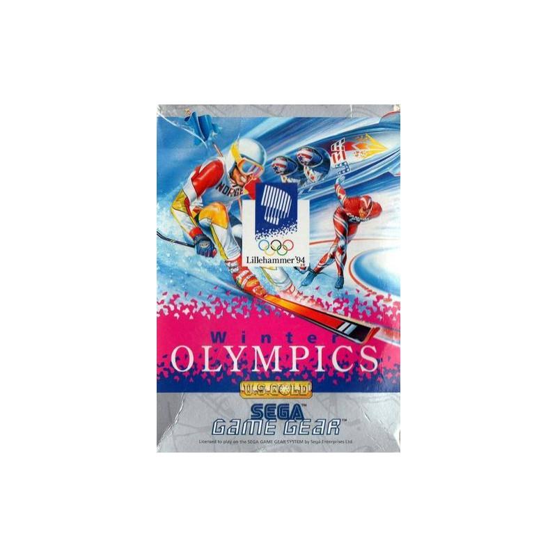 Winter Olympics GG